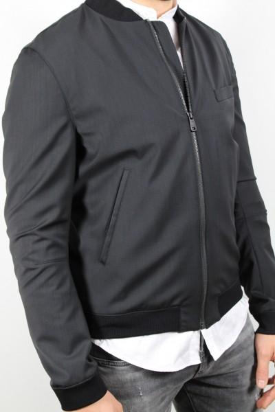 Jacke kurz garatt schwarz