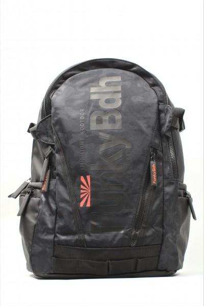 Tasche Rucksack schwarz