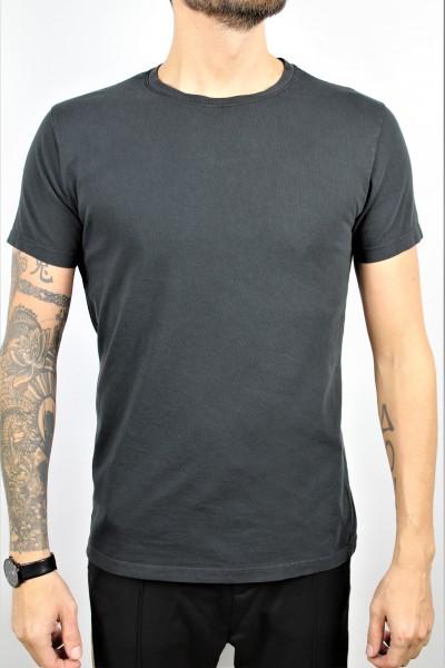 Shirt T-Shirt R basic schwarz