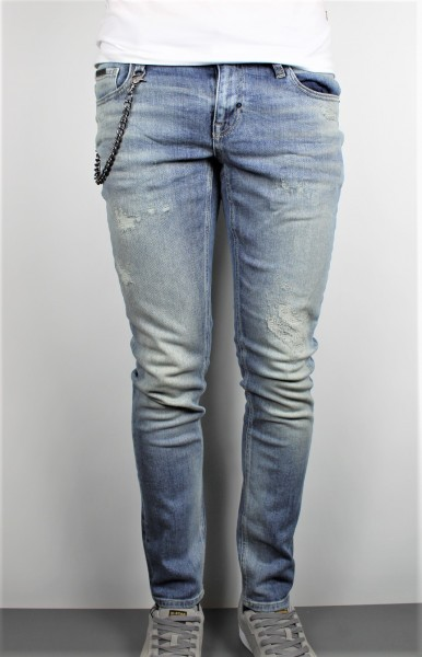 Jeans Tapered iggy blue